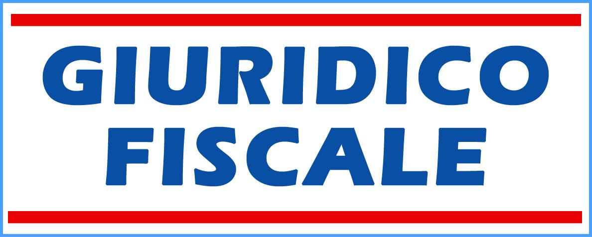 Banner giuridico fiscale