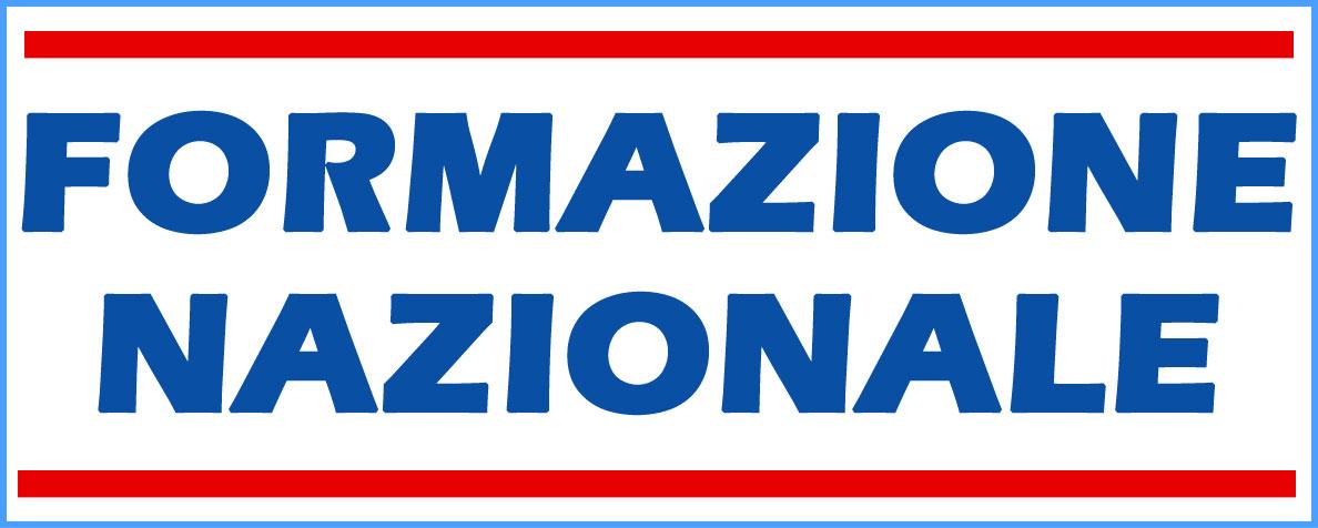 Banner formazione nazionale