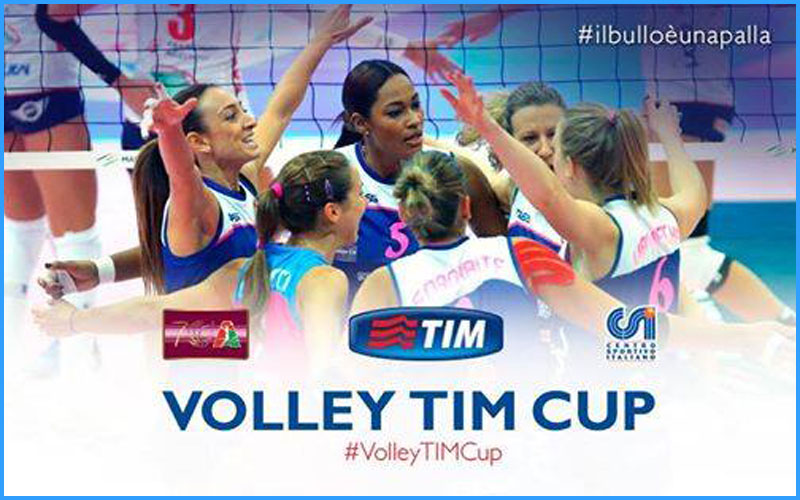 Volley tim Cup 2015